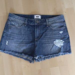 Paige Daryn shorts